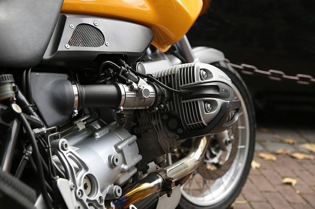 motor motorky